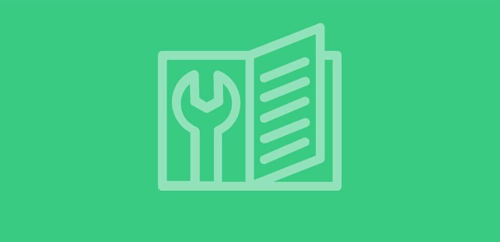 Servicio de diseño gráfico de manuales de instrucciones y de usuario