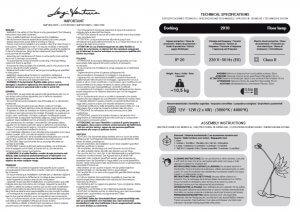 Maquetación de texto e iconografía para diseño manual de instrucciones