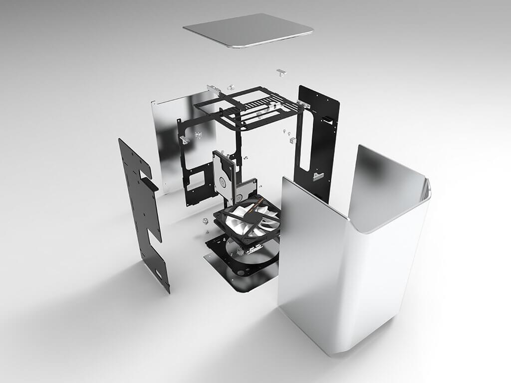 Trabajo realizado para empresa de diseño industrial