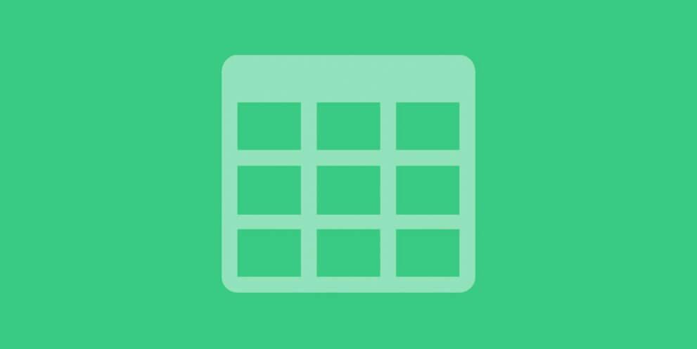 Tabla de roscas métricas y medidas de broca